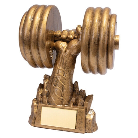 Power! Weightlifting Award