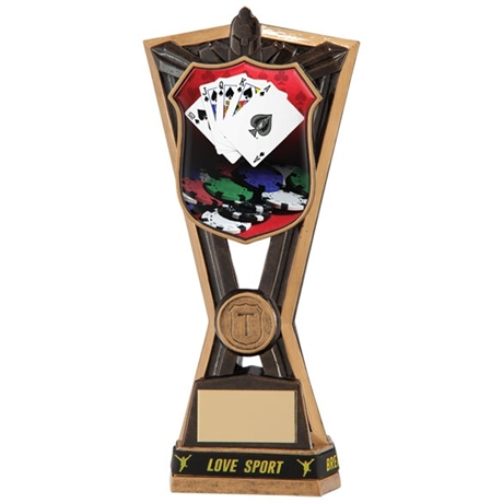 Titans Poker Award